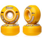 Roda-Mentex-53mm-100A-Yellow