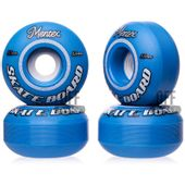Roda-Mentex-53mm-100A-Blue