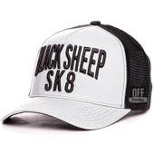 Bone-Black-Sheep-Trucker-Grey-1