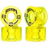 Roda-Sector-9-Nineballs-65mm-78A-Yellow