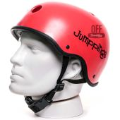 Capacete-Jumppings-Pro-Line-Vermelho-Fosco-1