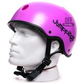Capacete-Jumppings-Pro-Line-Rosa-Fosco-1