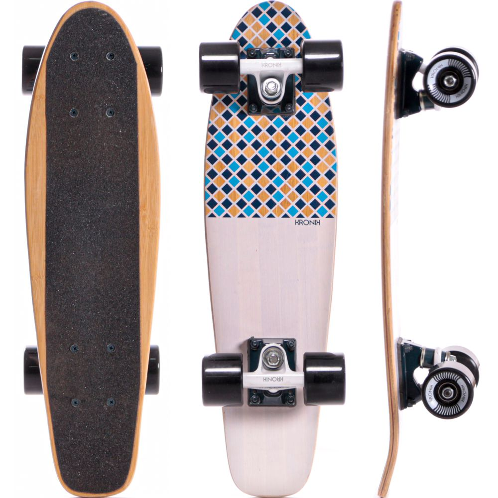 skate-cruiser-kronik-bamboo-white