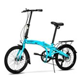 Bicicleta-Dobravel-Two-Dogs-Pliage-Plus-Azul-Royal