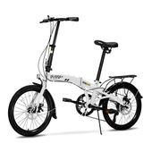 Bicicleta-Dobravel-Two-Dogs-Pliage-Plus-Branco