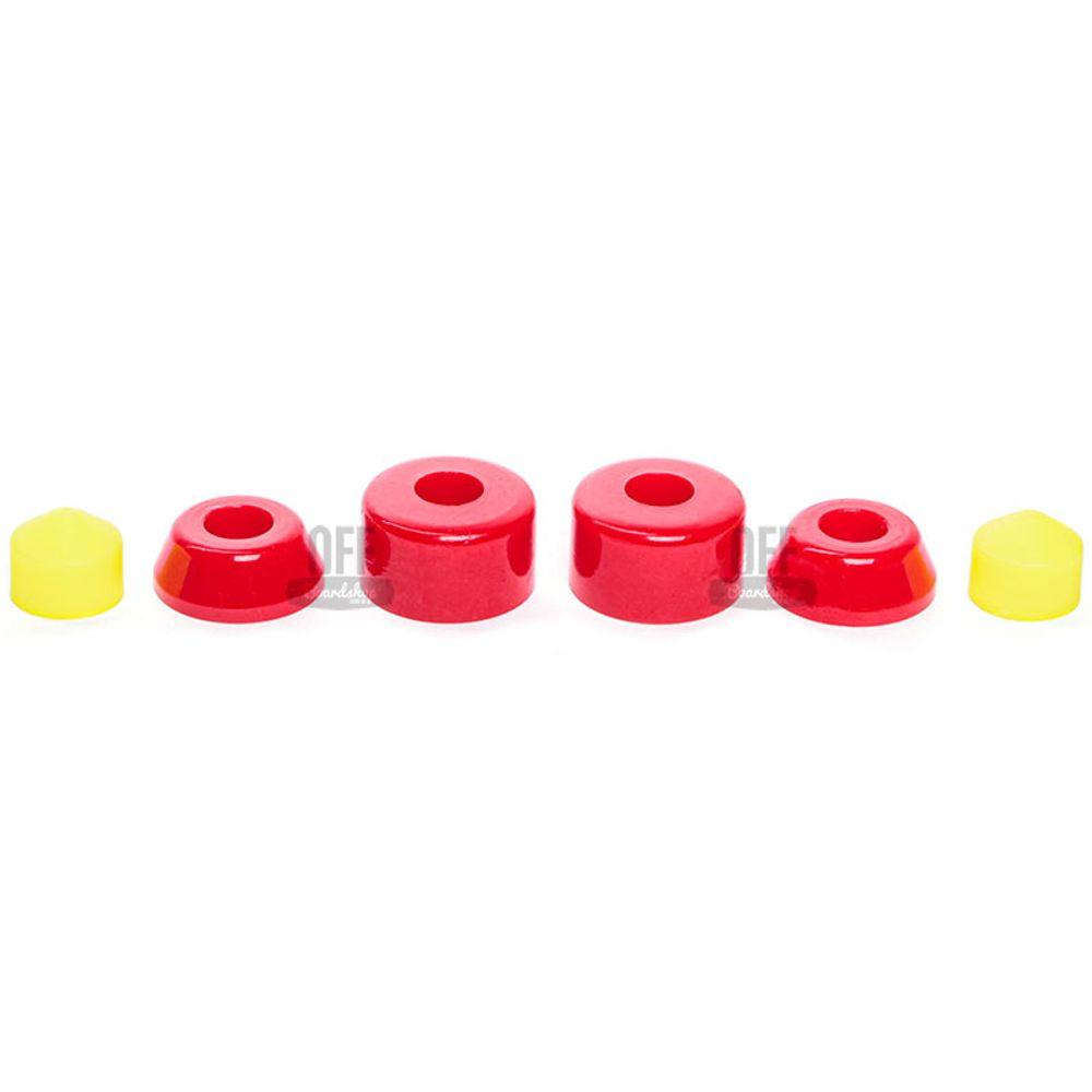 Amortecedor-Solo-Decks-Vermelho-